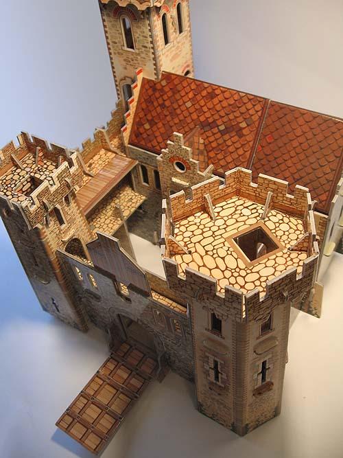 Как построить крепость своими руками