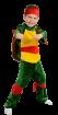 """Карнавальный костюм """"Черепашка Ниндзя"""", 92-116 см, 2-5 лет, р. 28, 30"""