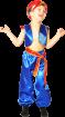 """Карнавальный костюм """"Джин"""", 104-128 см, 4-5, 7-8 лет, р. 30, 34"""