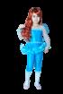 """Карнавальный костюм """"Фея Блум"""", 92-116 см, 2-5 лет, р. 28, 30, 32"""