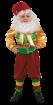 """Карнавальный костюм """"Гном №2 (атлас)"""", 92-110 см, 2-4 года, р. 28, 30"""