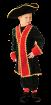 """Карнавальный костюм """"Капитан Джек"""", 122-140 см, 7-10 лет, р. 34, 38"""