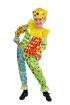 """Карнавальный костюм """"Клоун"""", 104-128 см, 4-7 лет, р. 30, 34"""