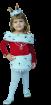"""Карнавальный костюм """"Королева"""", 92-110 см, 2-3 года, р. 26, 28, 30"""