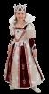 """Карнавальный костюм """"Королева бордо"""", 104-128 см, 4-7 лет"""