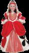 """Карнавальный костюм """"Королева карт"""", 104-140 см, 4-10 лет, р. 30, 38"""