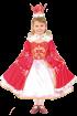 """Карнавальный костюм """"Королева – кокетка"""", 92-128 см, 2-7 лет, р. 28, 30, 34"""