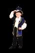 """Карнавальный костюм """"Лорд"""", 104-140 см, 4-10 лет, р. 30, 34, 36"""