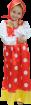 """Карнавальный костюм """"Машенька"""", 116-128 см, 6-7 лет, р. 32, 34"""