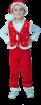 """Карнавальный костюм """"Новый Год"""", 104-116 см, 4-6 лет, р.30, 32"""