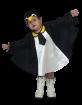 """Карнавальный костюм """"Пингвинчик"""", 104-110 см, 4 года, р. 30"""