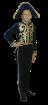 """Карнавальный костюм """"Премьер-министр"""", 116-140 см, 6-10 лет, р. 32, 34, 38"""