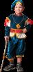 """Карнавальный костюм """"Принц"""", 104-128 см, 4-7 лет"""