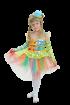 """Карнавальный костюм """"Принцеса цирка"""", 104-110 см, 4 года, р. 30"""