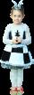 """Карнавальный костюм """"Шахматная королева"""", 104-116 см, 4-5 лет"""