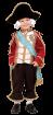 """Карнавальный костюм """"Щелкунчик"""", 104-140 см, 4-10 лет, р. 30, 34, 38"""
