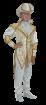 """Карнавальный костюм """"Сказочный принц №1 (золотой)"""", 104-140 см, 4-10 лет"""
