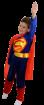 """Карнавальный костюм """"Супермен"""", 128-140 см, 7-10 лет, р.34, 38"""