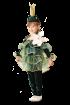 """Карнавальный костюм """"Царевна-лягушка"""", 104-116 см, 4-5 лет"""
