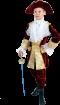 """Карнавальный костюм """"Вельможа"""", 122-140 см, 7-10 лет, р. 34, 38"""