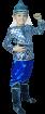 """Карнавальный костюм """"Витязь"""", 104-128 см, 4-7 лет, р. 30, 34"""