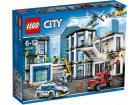 """Конструктор Lego """"Полицейский участок"""", серия """"City"""" (60141), 894 эл."""