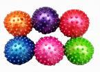 Мяч с шипами, резиновый 25гр