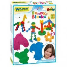 Конструктор «Funny blocks», Wader