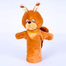 """Кукла-рукавичка """"Белочка"""""""