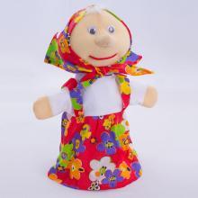 "Кукла-рукавичка ""Баба"""