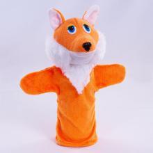 """Кукла-рукавичка """"Лисичка"""""""