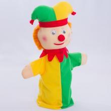 """Кукла-рукавичка """"Шут"""""""