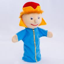 """Кукла-рукавичка """"Царевич"""""""