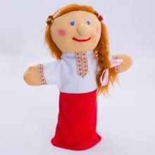 """Кукла-рукавичка """"Украинка"""""""