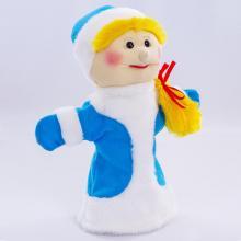 """Кукла-рукавичка """"Снегурочка"""""""