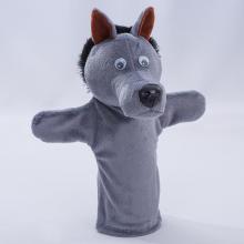 "Кукла-рукавичка  ""Волк"""