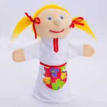 """Кукла-рукавичка """"Внучка"""""""