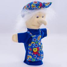 "Кукла-рукавичка ""Баба Яга"""
