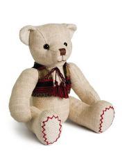 Кукла мягконабивная Медвадь Улас, Левеня