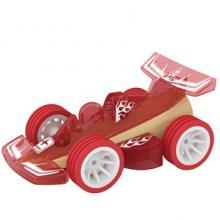 """Деревянная игрушка машинка из бамбука """"Racer"""""""