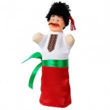 "Кукла-рукавичка ""КОЗАК"" (пластизоль, ткань)"