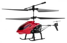 Вертолёт Vitality H40 3-х канальный, микро, на и/к управлении (красный)