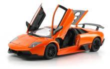 Машинка р/у 1:18 Meizhi лиценз. Lamborghini LP670-4 SV металлическая