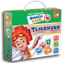 Настольная Фикси-игра «Телевизор»