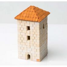 Конструктор из керамических кирпичков (Башня), Украина