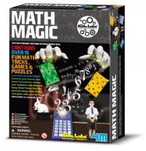 Детская лаборатория.Волшебная математика, 4М