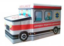 Детский пуф  Скорая Помощь, Украина