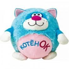 Котенок Круглик мягкая игрушка Fancy