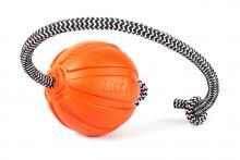 Liker Cord  - мячик со шнуром для игры с собакой