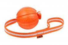 Liker line -мячик с лентой для игры с собакой